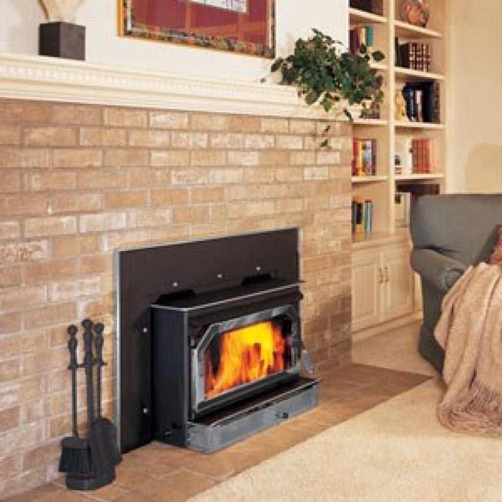 Ironstrike Wood Burning Fireplace Insert - Legacy C260