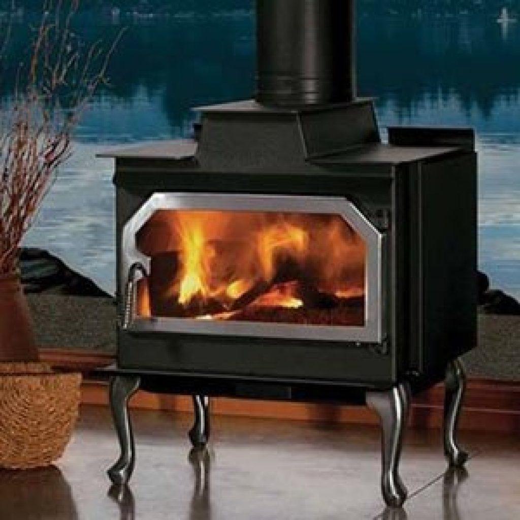 Ironstrike Wood Burning Stove - LEGACY 260