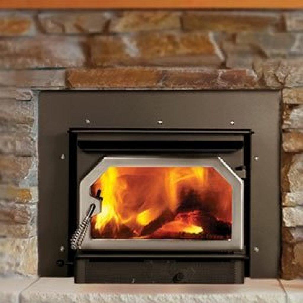 Ironstrike Wood Burning Fireplace Inserts - STRIKER C160