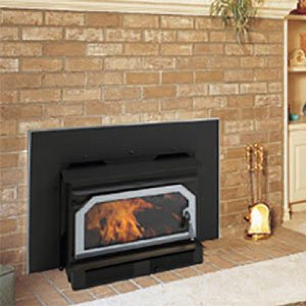 IronStrike Traditional Wood Burning Insert -CANYON C310