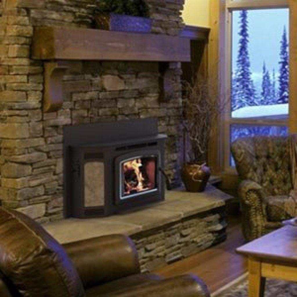 Ironstrike Wood Fireplaces Montlake 300