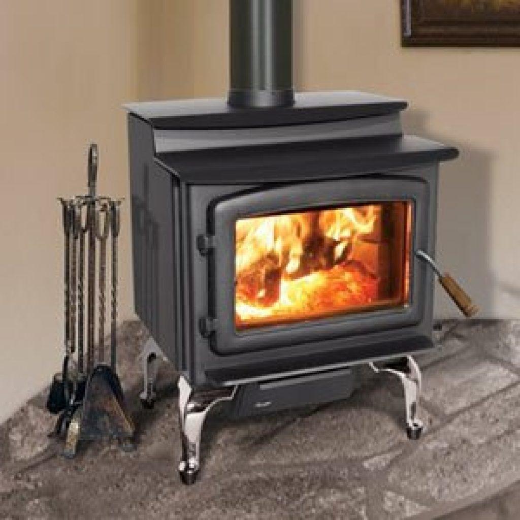 Ironstrike Wood Burning Stove - Grandview 300