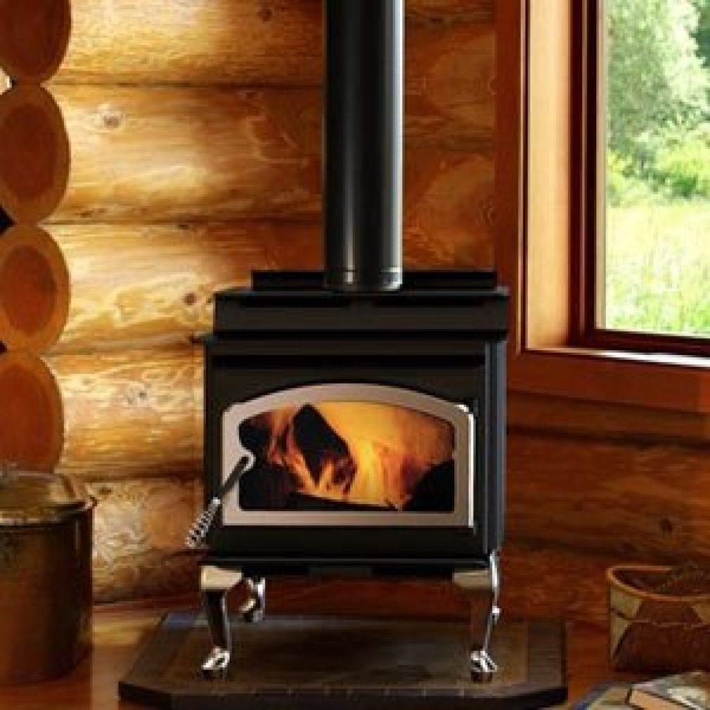 Ironstrike Wood Burning Stove - PERFORMER 210