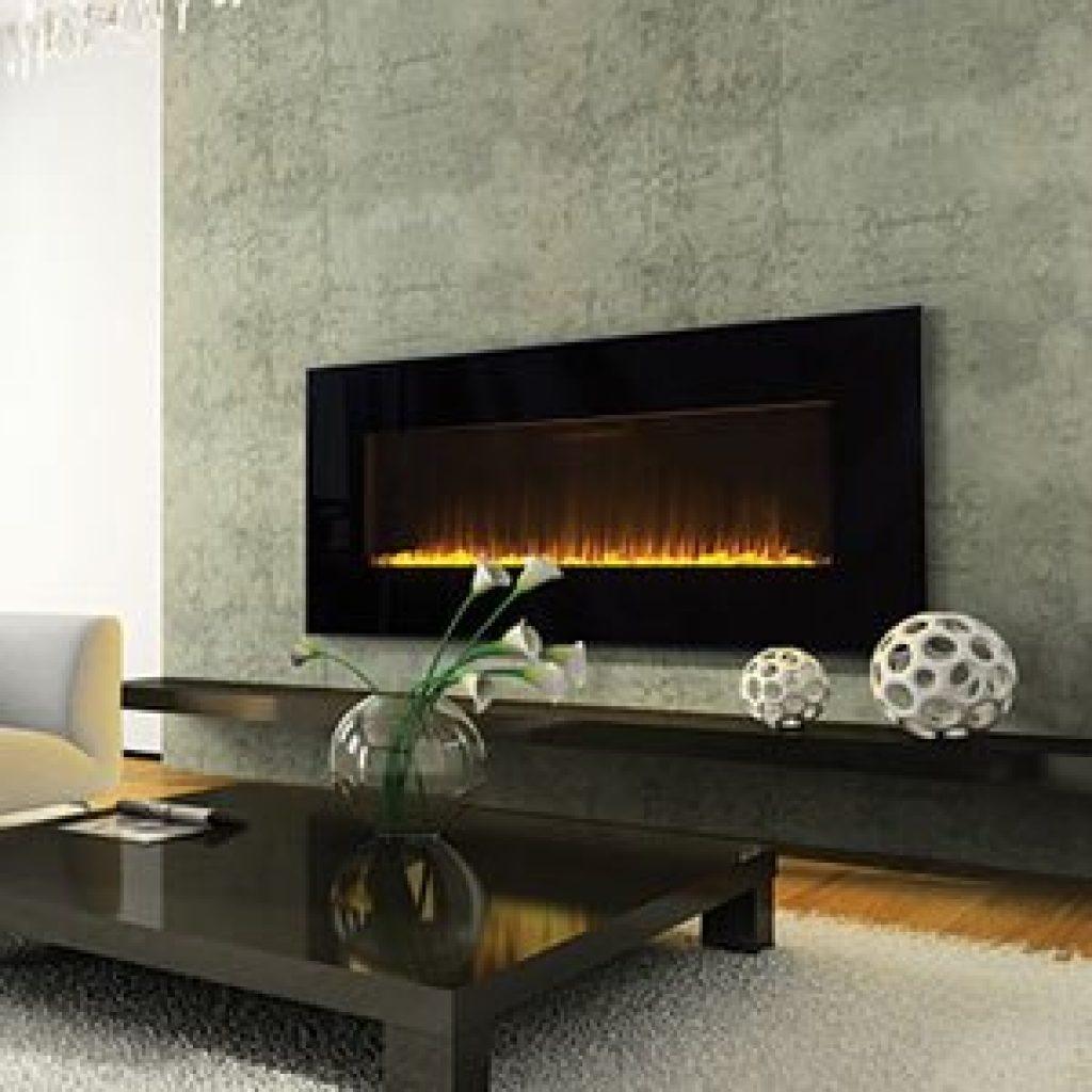 Astria ARCTURUS Contemporary Linear Electric Fireplace