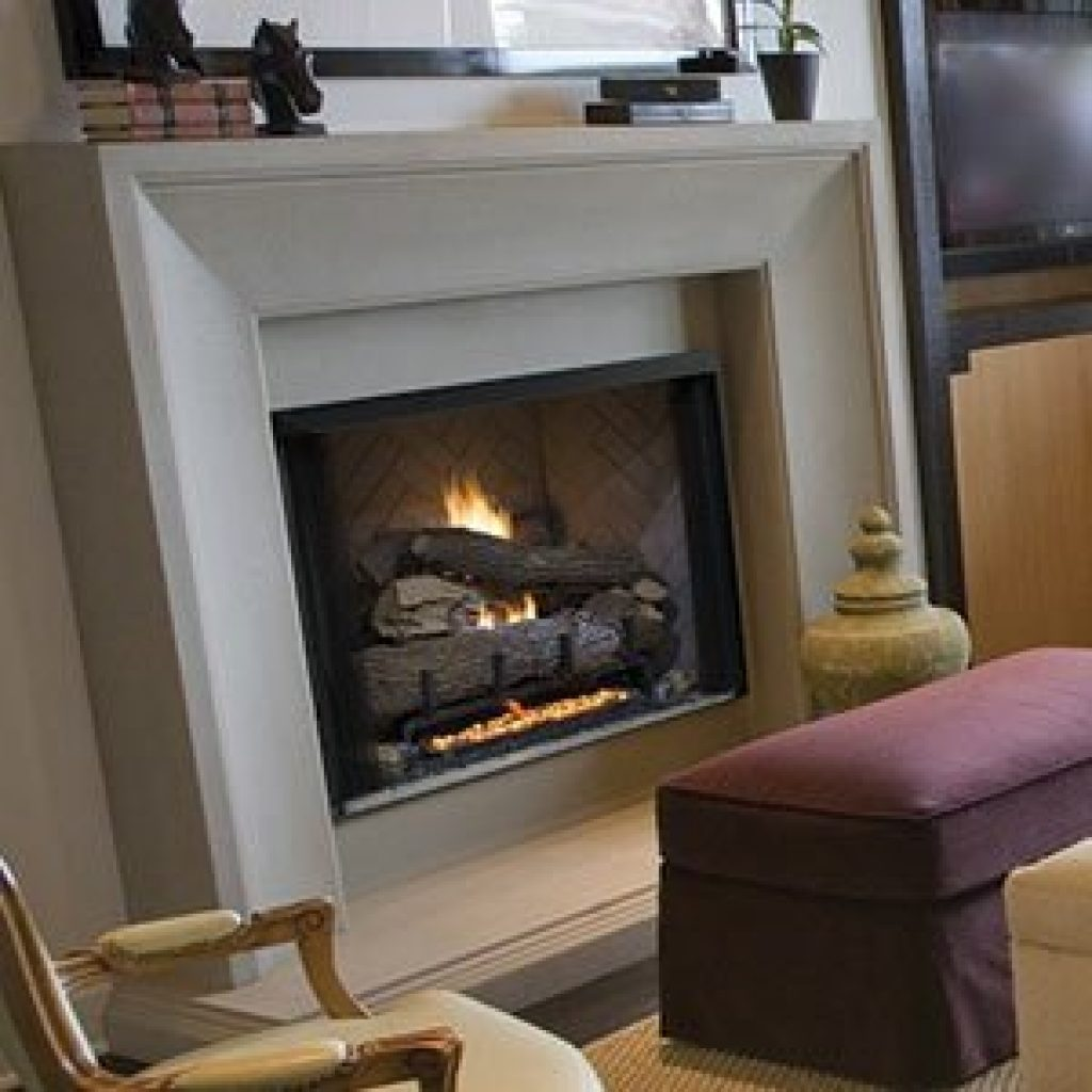Astria Atlas Traditional Vent Free Gas Fireplace