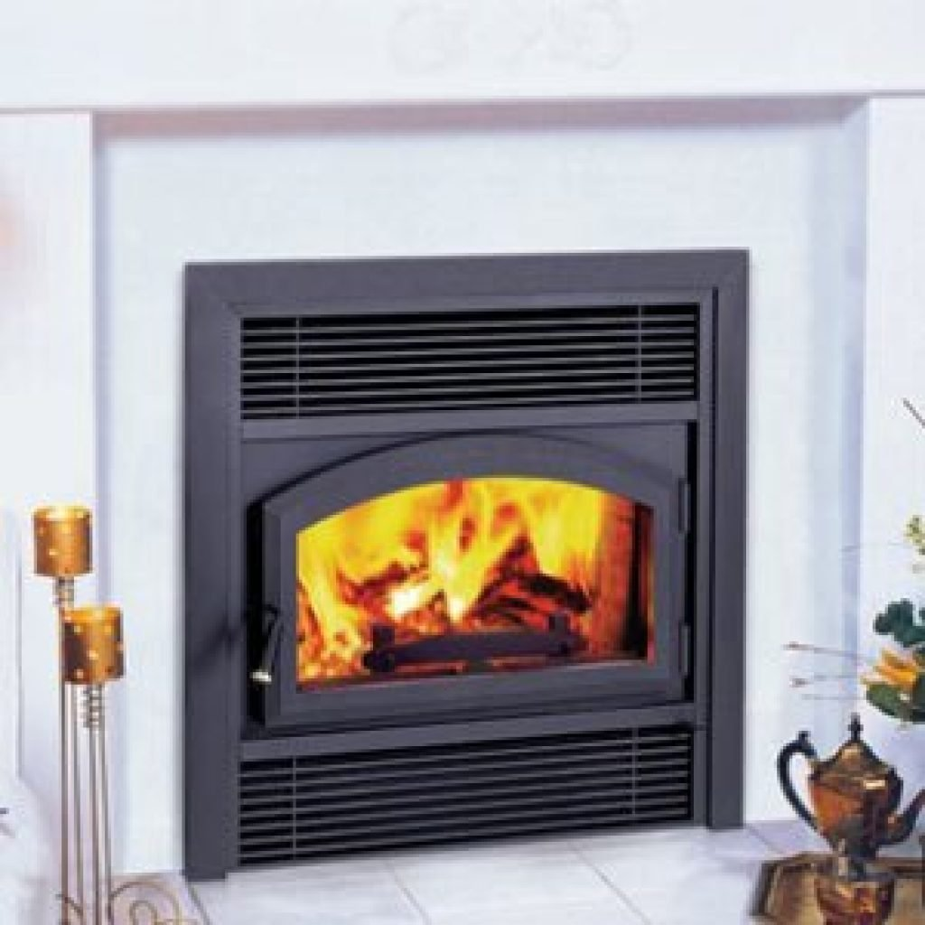 Astria Brentwood Wood Burning Fireplace - High Efficiency