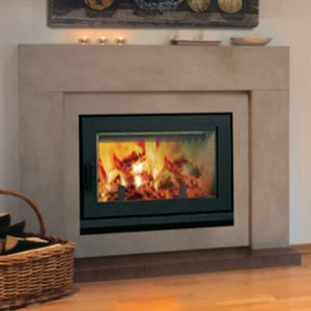 Astria Brentwood LV Wood Burning Fireplace - High Efficiency