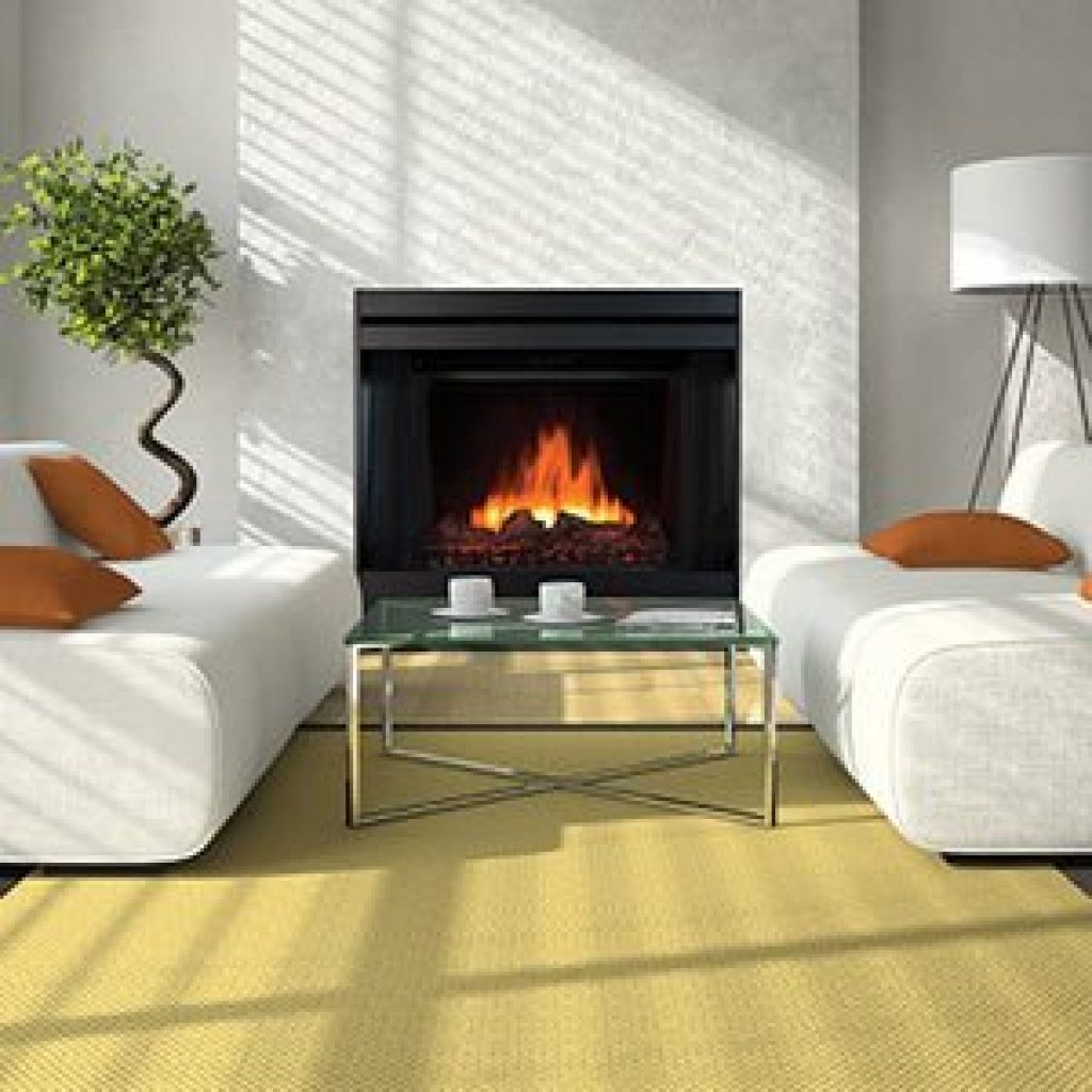 Astria CAPELLA 33/36 Traditional Electric Fireplace