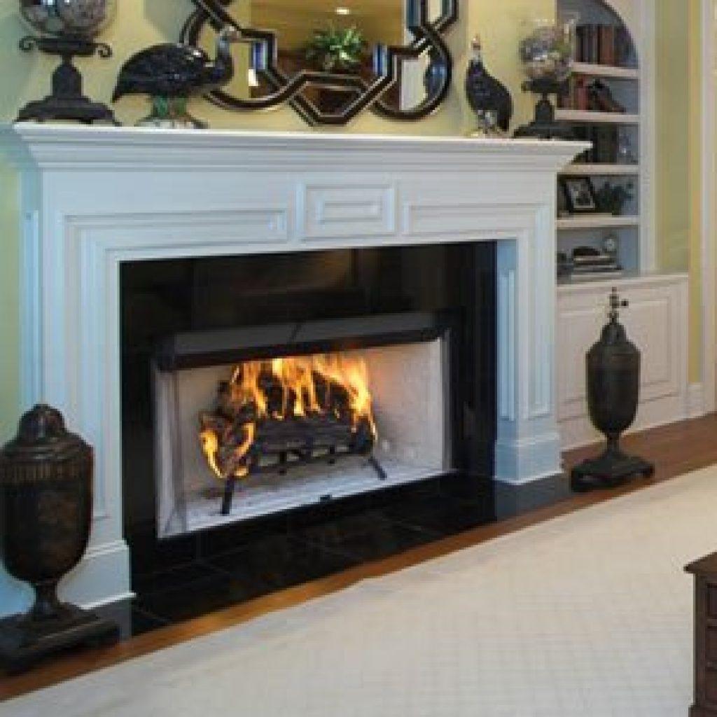 Astria CRAFTSMAN Wood Burning Fireplace (Gas Adaptable)
