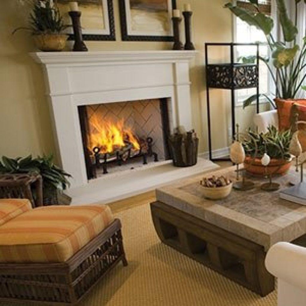 Astria Georgian Wood Burning Fireplace (Gas Adaptable)