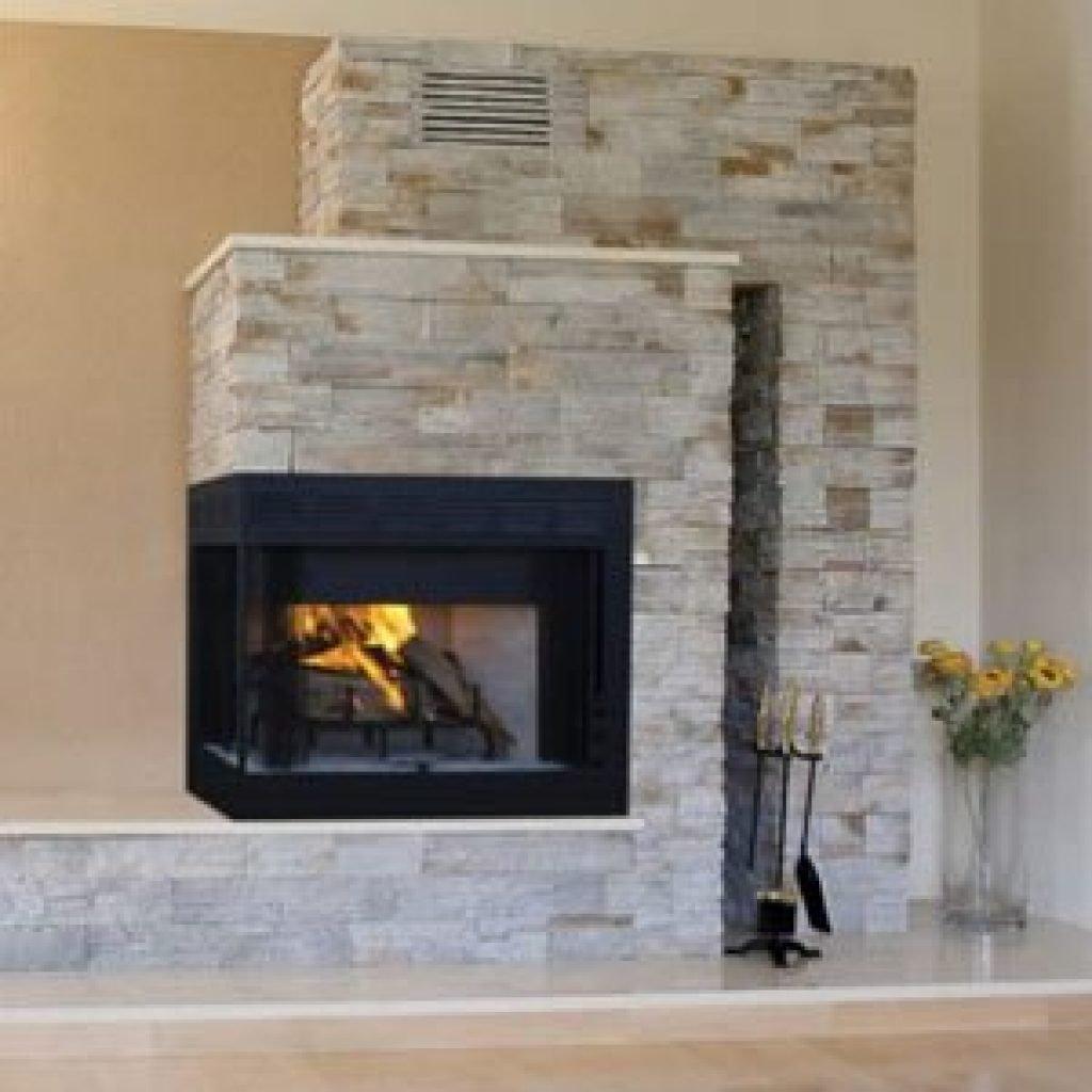 Astria INGLENOOK CORNER Wood Burning Fireplace (Gas Adaptable)