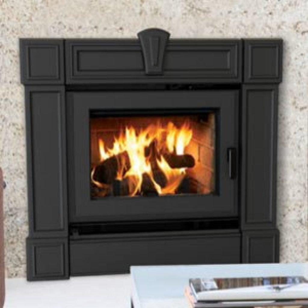 Astria Ladera Wood Burning Fireplace - High Efficiency
