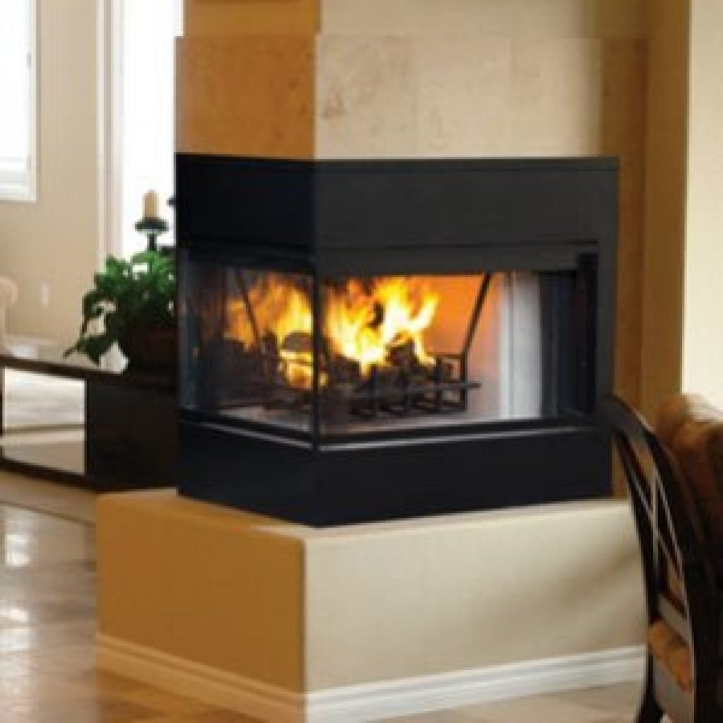 Astria MONTEREY PENINSULA Wood Burning Fireplace (Gas Adaptable)