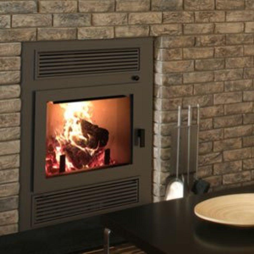 Astria Villa Vista CD Wood Burning Fireplace - High Efficiency