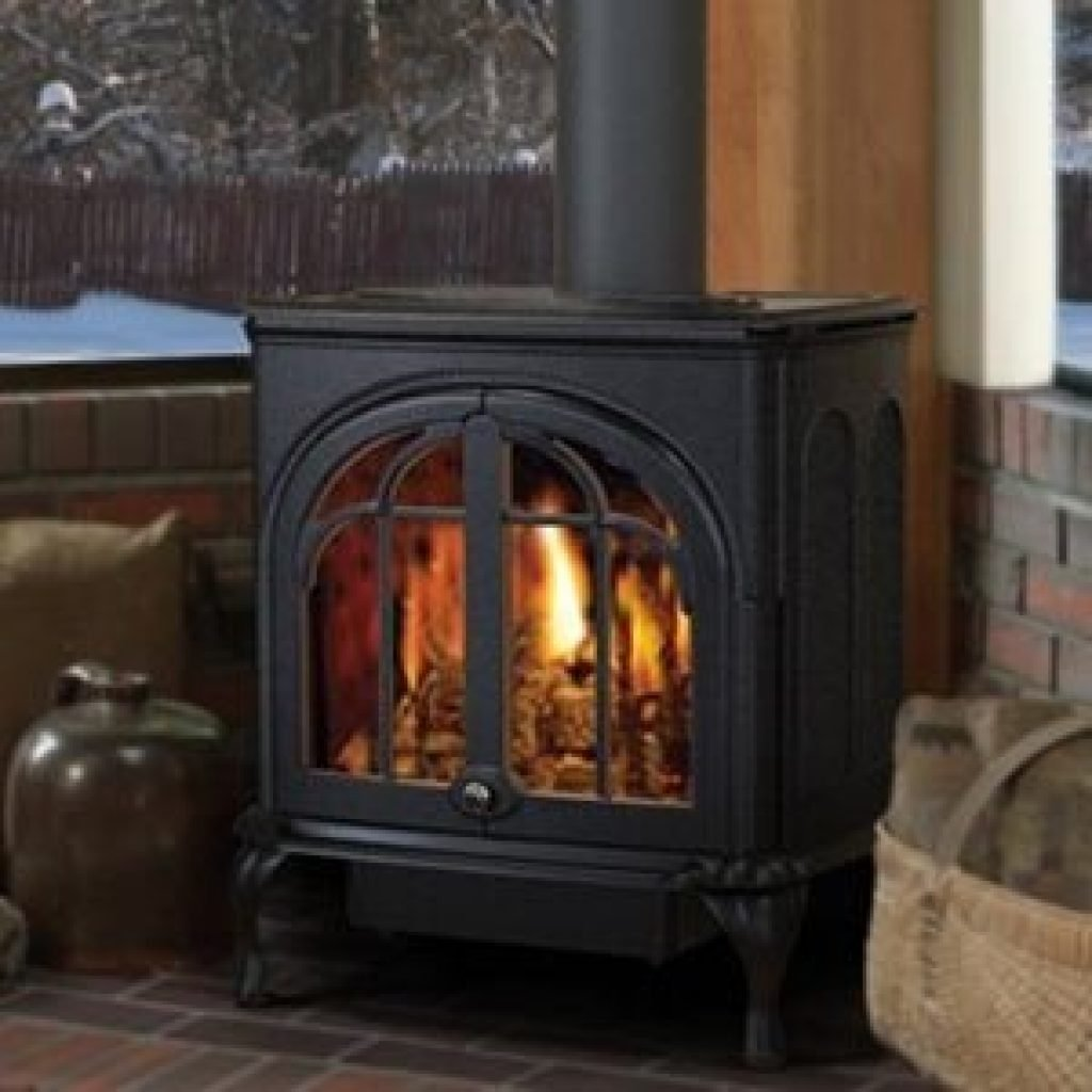 Ironstike Traditional Direct Vent Gas Stove SEREFINA