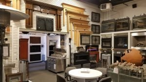 Up to 600 mantel designs available, Lynx infrared gas grill and custom log sets.
