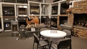 Sit down and discuss your fireplace choices with our fireplace experts