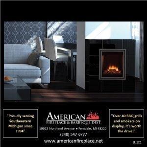 Electric Fireplaces EL-121