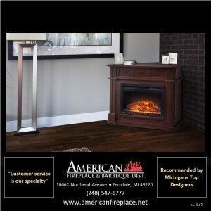 Electric Fireplaces EL-125