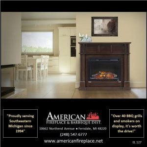 Electric Fireplaces EL-127