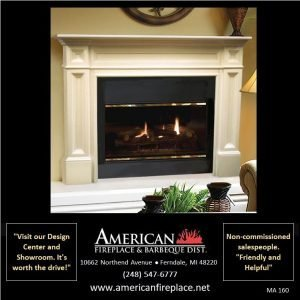 contemporary Fireplace Mantel in the family room