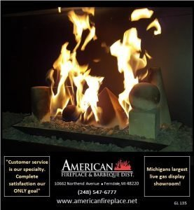 Gas Logs for Fireplaces GL-135