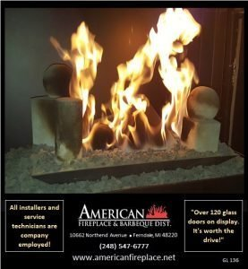 Gas Logs for Fireplaces GL-136