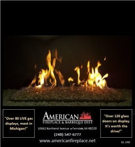 Gas Logs for Fireplaces GL-140