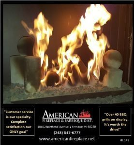 Gas Logs for Fireplaces GL-141