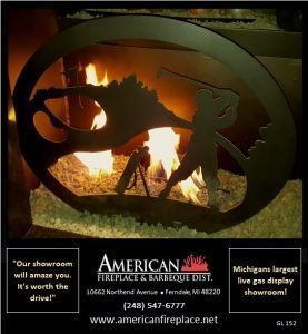 Gas Logs for Fireplaces GL-152