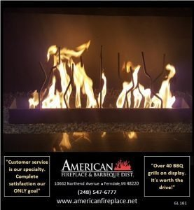 Gas Logs for Fireplaces GL-161