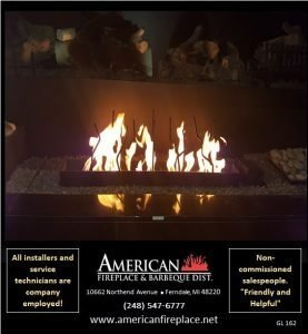 Gas Logs for Fireplaces GL-162