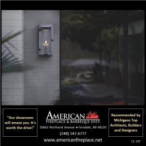 Outdoor stainless Gas Lamp lights your path